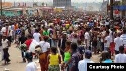 Imyigaragambyo muri Kongo