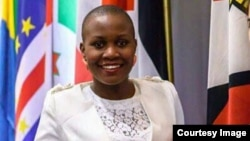 PhD candidate Maureen Kademaunga.