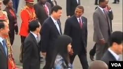 習近平訪問非洲 打造中國形像