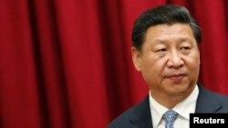 中国国家主席习近平在加拉加斯出席会议(2014年7月20日)