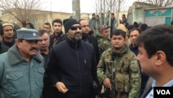 عطامحمد نور سرپرست ولايت بلخ خود این عملیات را رهبری می کرد.