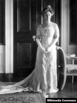 Helen Taft suffered a stroke only two months into her husband's presidency. But she recovered to enjoy her years in the White House.