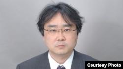 일본 '주간 동양경제'의 후쿠다 게이스케 부편집장.