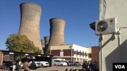 Zimbabwe Power Station.