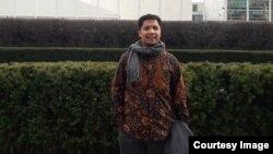 Koordinator Nasional Perhimpunan Pendidikan dan Guru (P2G) Satriwan Salim. (Foto: dok. pribadi)