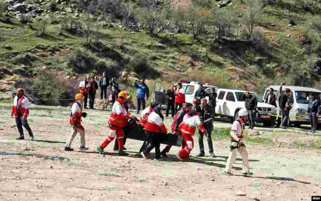 جت بمباردیه متعلق به «مینا باشاران» عضو هیات مدیره هولدینگ باشاران ترکیه، بعد از ظهر یکشنبه ۲۰ اسفند در ۱۰۰ کیلومتری شهرکرد سقوط کرد.