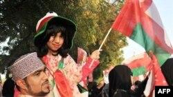 Biểu tình ở Oman