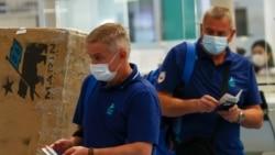 國際奧委會把兩名白俄教練驅逐出東京奧運會