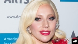 FILE - Lady Gaga will perform at the Academy Awards on Sunday.