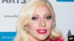 FILE - Lady Gaga.