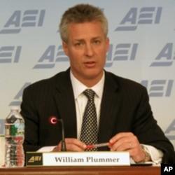华为美国分公司对外事务副总裁普朗默