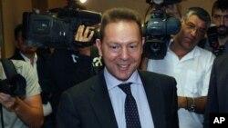 야니스 스투르나라스 그리스 재무장관. (자료 사진)