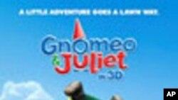 Gnomeo & Juliet ดีดตัวขึ้นเป็นที่หนึ่งช่วงสุดสัปดาห์ Oscars