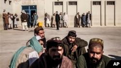 هم اکنون نزدیک به ۳۴۰۰ نفر در زندان هرات محبوس است