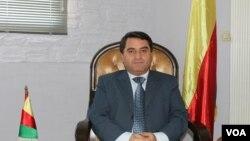 Dr. Ebdulkerîm Omer.