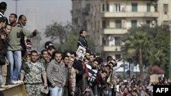 Ostavka rukovodstva Mubarakove stranke