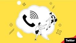 Mentally Fit Helpline, memberikan layanan 24 jam dalam 70 bahasa bagi atlet yang mengalami gangguan mental. (Twitter/@Athlete365)