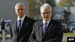 Tadić i Josipović: Nastavljamo pomirenje