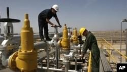 伊朗石油設施