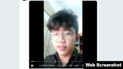 在台大陆学生直播批判习近平 寻求台湾提供庇护
