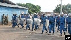 A Setback for Democracy in Burundi