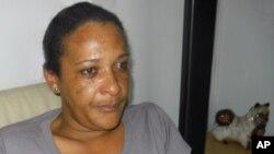 Leonor Pchubal ainda chora a morte do filho, Danilo Ismael, num acidente, no ano passado, na Matola