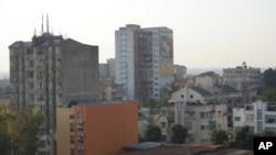 Vista da cidade de Maputo (Moçambique)