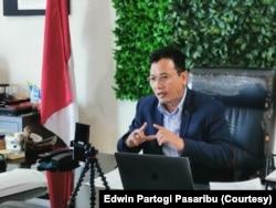 Wakil Ketua Lembaga Perlindungan Saksi dan Korban (LPSK) Edwin Partogi Pasaribu. (Foto: Edwin Partogi Pasaribu/pribadi)