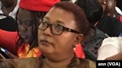 Dr. Thokozani Khupe
