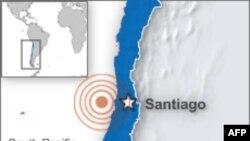 Ðộng đất ở Chile