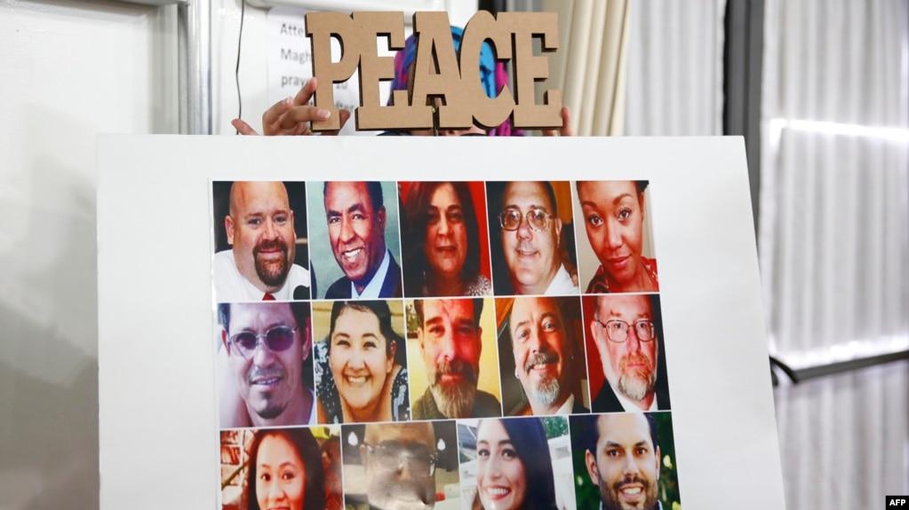14 nạn nhân thiệt mạng trong vụ xả súng ở San Bernadino, California, tháng 12 năm 2015