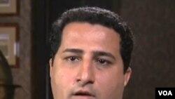 Shahram Amiri, periset yang bekerja untuk Organisasi Energi Atom Iran.