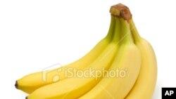 Nao toquem nas bananas dos outros. Pode resultar em tiroteio