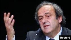 Presiden UEFA Michel Platini (Foto: dok.)