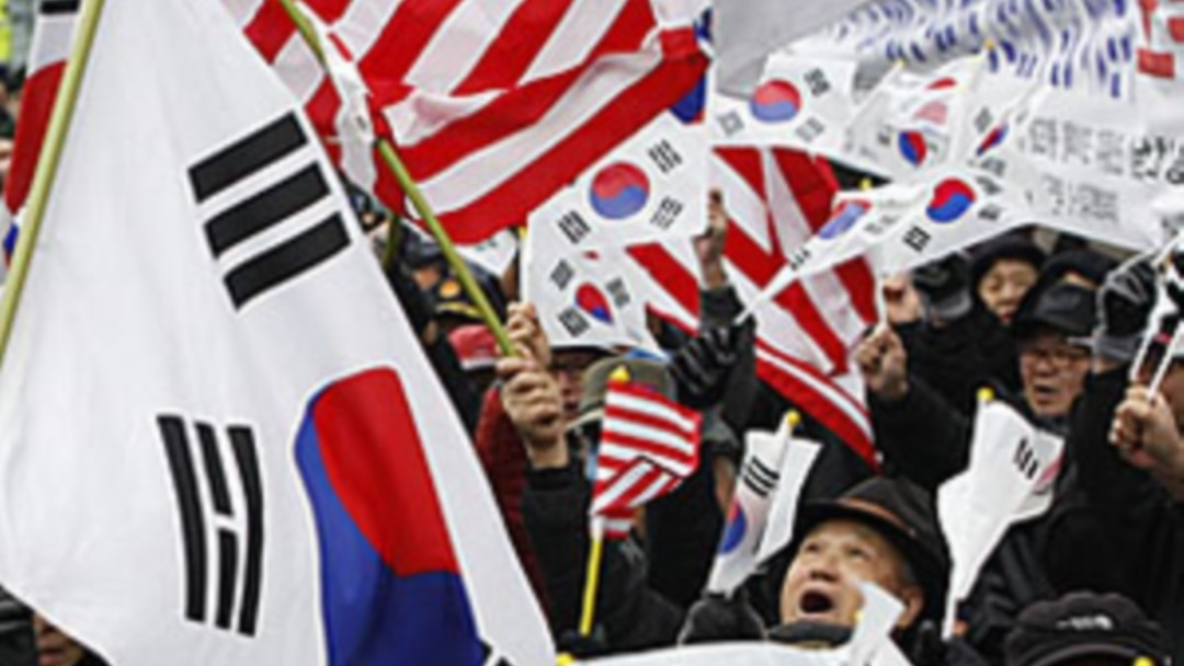 Officials Consider The Us South Korea Free Trade Deal