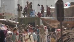 Carrera contrarreloj para evacuar Afganistán