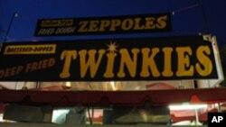 Một cửa hàng bán bánh Twinkies.