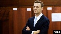 L'opposant russe Alexei Navalny, le 7 janvier 2018.