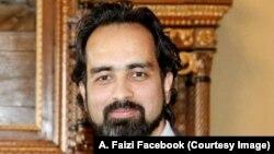 ایمل فیضی سخنگوی حامد کرزی رئیس جمهور پیشین افغانستان