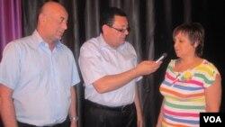 Vəkil Ramiz Məmmədov və Bahar Məmmədova