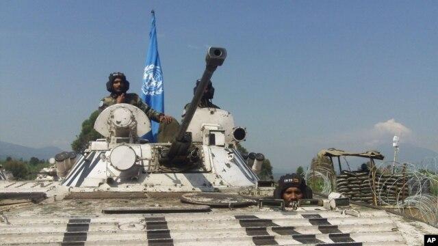 Misi MONUSCO yang ditempatkan PBB untuk menjaga perdamaian di kawasan Republik Demokrasi Kongo (Foto: dok).