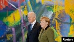 Arhiv - Biden i Merkel