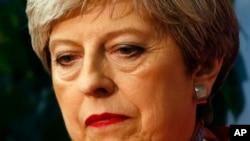 Firayim Ministar Birtaniya Theresa May