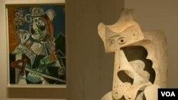 Picassova djela izložena u virginijskom Muzeju likovnih umjetnosti predstavljaju svaki medij i svaki stil u kojem je ovaj veliki umjetnik stvarao