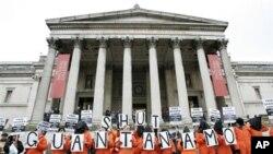 Obama reabre julgamentos na prisão de Guantanamo