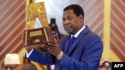 Boni Yayi appelle ses compatriotes à la résistance