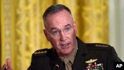 ژنرال جوزف دانفورد، رئیس ستاد مشترک نیروهای مسلح ایالات متحده - آرشیو