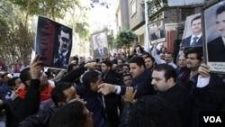 Siria es el siguiente país afectado por la ola de protestas más grande en la historia reciente del mundo árabe.