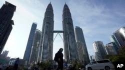 မေလးရွားႏိုင္ငံ Kuala Lumpur ၿမိဳ႕။