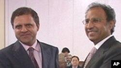 مذاکرات وزرای مالیه افغانستان و پاکستان در اسلام آباد